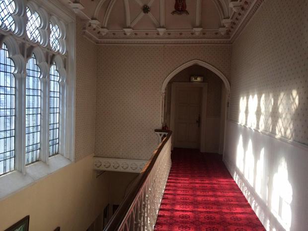 Dalton Grange staircase (Image: Dalton Grange)