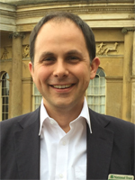 Dr Ben Cowell, Regional Director for the National Trust in the East of England