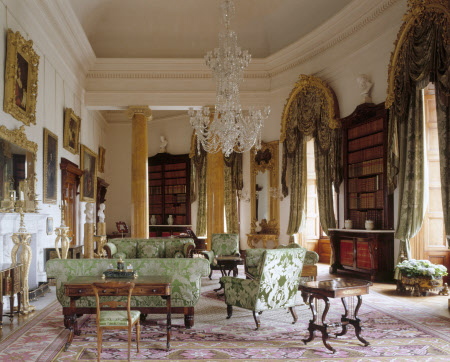 Library, Ickworth, Suffolk (Image: ©National Trust Images/Andreas von Einsiedel)