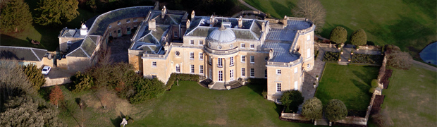 Daylesford House, Gloucestershire (Image © altitudepix.co.uk)