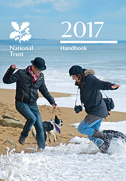 National Trust Guide Book 2017