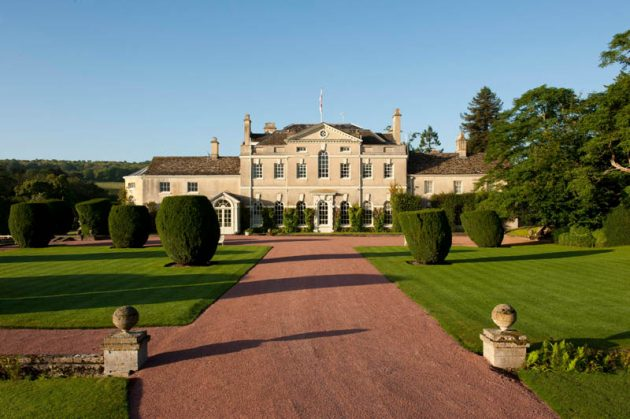 Grade II*-listed Kingston Lisle, Oxfordshire, plus 257-acres sold in 2018 for £21.6m (Image © Strutt & Parker and Knight Frank)